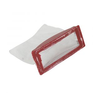 Panasonic Washing Machine Filter plastIC parts red a6536 for model NA-W70G2RRB (03HMRM960001906)