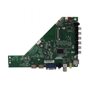 Panasonic LED Main board for model XT-49S7100F (02-MQ159B-C096000)