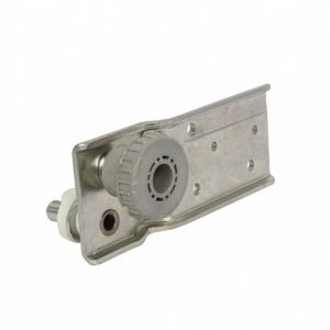 Left bottom hinge assembly (12231000010021) for Refrigerator  for Model NR-BS60DSX1 Panasonic