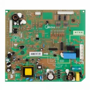 Panasonic Refrigerator Main PCB for model NR-BS60GKX1 (17131000002162)