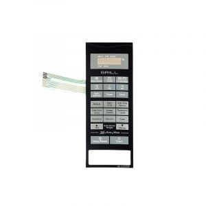 Panasonic Viera Accy Membrane switch(u) for model DMY-OTHERS IMP (A630Y40N0TU)