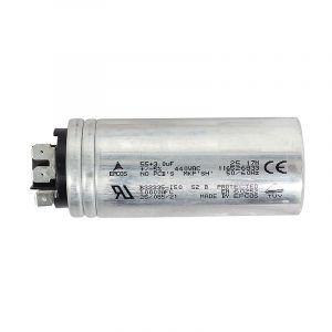 Dual capacitor (ACW2EL00301EXT10) for Room Air Conditioner for Model CU-UC18SKY3R Panasonic