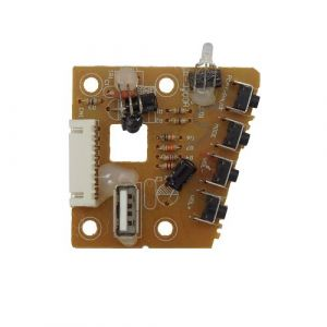 Button Board (L66-0S210-040) for Home Theater  for Model SC-HTB3GW-K Panasonic
