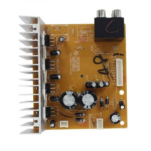 Amplifier Board Assy (L66-TC829-037-A) for Home Theater  for Model SC-HT19GW-K Panasonic