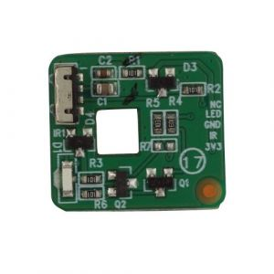 Panasonic LED Ir board for model TH-28F200DX (M8-22D16YU-IR7)