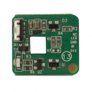 Panasonic LED Ir board for model TH-40D200DX (M8-40D16YU-IR1)