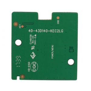 Panasonic LED Key board for model TH-40D200DX (M8-55D16VY-KE1)
