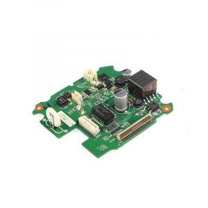 Panasonic Security & Surveil Power board assy for model DMY-OTHERS IMP (PGVF1887ZAC1)