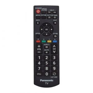 Panasonic LED Remote control for model TH-19C400DX (2419290117ST-0B)