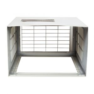 Cabinet assembly (ACRACW4SM02103) for Room Air Conditioner for Model CU-UC18SKY3R Panasonic