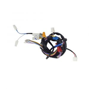 Connector lead wire unit (AXW014A7JS00) Washing Machine Panasonic