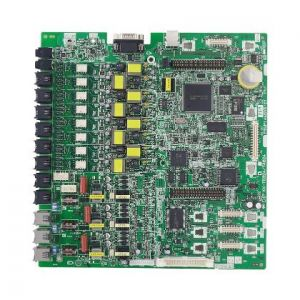 PC board w/component (PSWPTES824BX) Telephone exchange server Panasonic