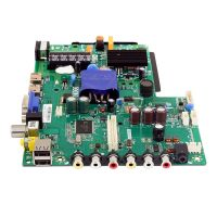 A board (TNP4G587MU) for LED for Model TH-49DS630D Panasonic