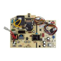 ElectronIC controller - main (ACRA73C3159-AN) for Room Air Conditioner for Model CS-KU18VKY Panasonic